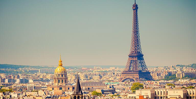 תמונה של פריס בשביל תרגום לצרפתית