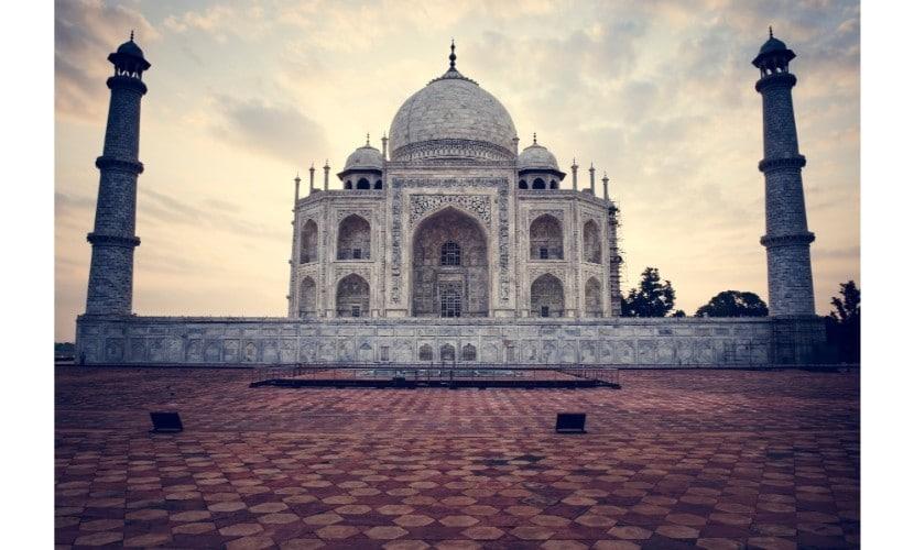 תרגום להודית - תמונה של מקדש בהודו