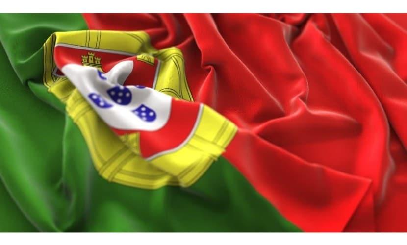 תרגום לפורטוגזית - תמונה של דגל פורטוגל