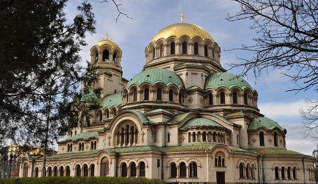 תרגום לבולגרית - תמונה של הקתדרלה בסופיה